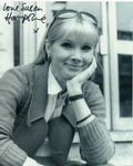 Susan Hampshire - Genuine Signed Autograph 10337
